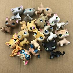 Littlest Pet Shop LPS Collection #577 GREAT DANE DOG Brown &