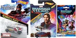 Marvel Star-Lord Guardians of the Galaxy Vol. 2 Hot Wheels M