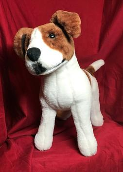 melissa and doug giant jack russell terrier