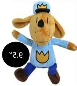 "Merry Makers DOG MAN 9.5"" PLUSH Toy Doll"