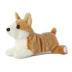 Aurora Mini Flopsies Corgi Dog 8In 31769 Brown