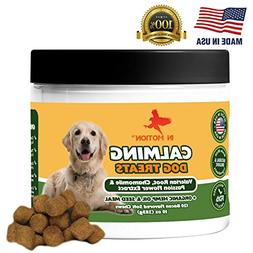 In Motion Anxiety Calming Treats for Dogs- Anti Anxiety & St