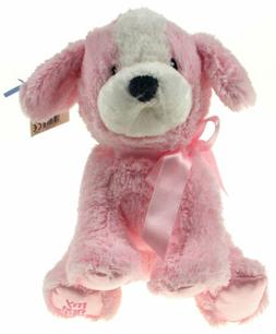 my first puppy pink baby plush stuffed
