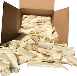 Natural Rawhide Chips for Dogs Mix Thickness Beef Hide Dog C