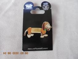 NEW DISNEY'S COLLECTIBLE FROM TOY STORY SLINKY DOG  PIN