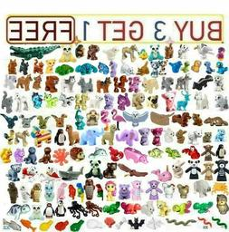 ☀️ NEW Lego ANIMAL U pick Lot Elephant Anglerfish Sloth