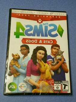 NEW - Sims 4: Cats & Dogs  Free Shipping!!