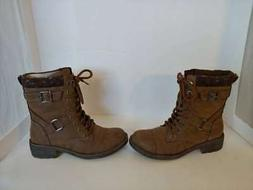 New Women's Brown Rocket Dog Thunder Heirloom Hiking Casual