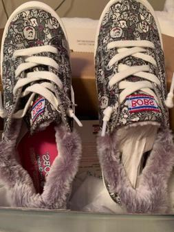 nwt bobs skechers womens sneakers shoes chalet