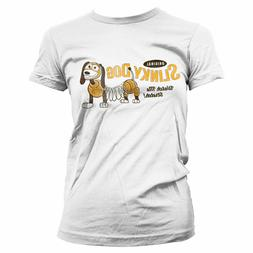 Officially Licensed Toy Story - Slinky Dog Women's T-Shirt S