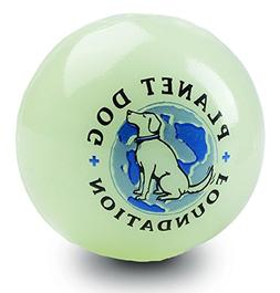 """Planet Dog Glow for Good Ball, 3"""""""