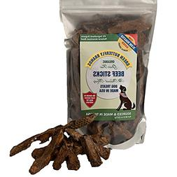 Green Butterfly Brands Organic Grain Free Dog Treats - Made