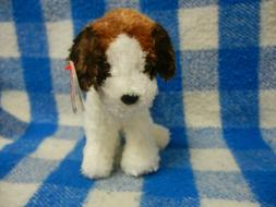 TY YODEL the ST. BERNARD DOG BEANIE BABY  - MINT with MINT T