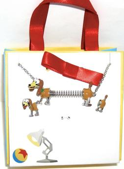 Disney Park Authentic Flexible Necklace/Earrings✿Toy Story