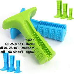 Pet Brushing Stick Bristly Toothbrush For Dog Oralcare World