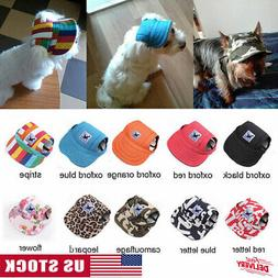 Pet Dog Baseball Cap Sports Windproof Hat Travel Sun Hats fo