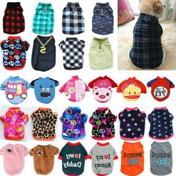Pet Dog Clothes Puppy T Shirt Clothing For Small Dogs Chihua