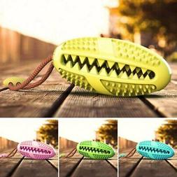 Pet Dog Oralcare Brushing Stick Teeth Cleaning Chew Toy For