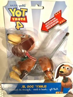 Disney Pixar Toy Story 4 Slinky Dog Jr Pull Toy