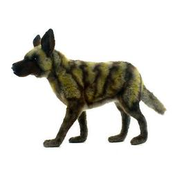 Hansa - Plush African Wild Dog, 15.75 Inches