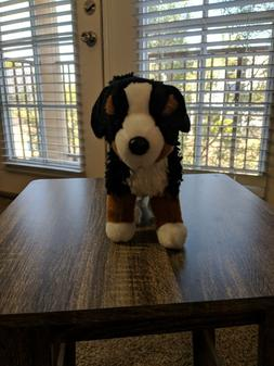 Douglas Plush Bernese Mountain Dog Puppy Miranda Kohair