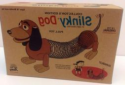 Poof Products Slinky Dog Retro Toy NIB