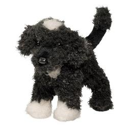 Portuguese Water Dog Stuffed Animal 8""