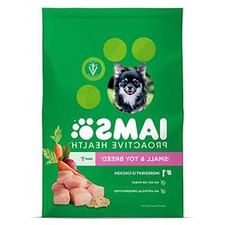 IAMS Proactive Health Dry Dog Food, Small & Toy Breed, 12.5