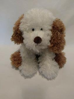 GUND Puppy Dog Plush- YARDLEY-Soft Tan Creamy White 13138 Fl