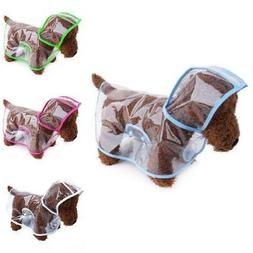 Rain-wears For Dogs Cute Lovely Puppy New Style Waterproof T