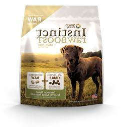 Instinct Raw Boost Grain-Free Venison Meal & Lamb Meal Formu