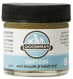 Farm Dog Naturals - Restore Wound Care and Itch Relief Salve