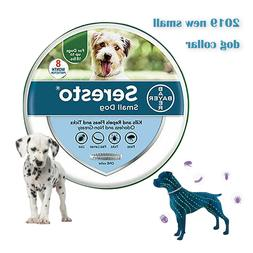 Bayer Seresto Animal Flea and Tick Collar for Small Dog, 7 -