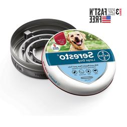 Seresto Flea Collar Bayer Seresto Flea and Tick Collar for L