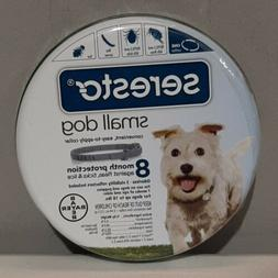 Bayer Seresto Small Dogs Up To 18 LBS, 8 Month Flea/Tick/Lic