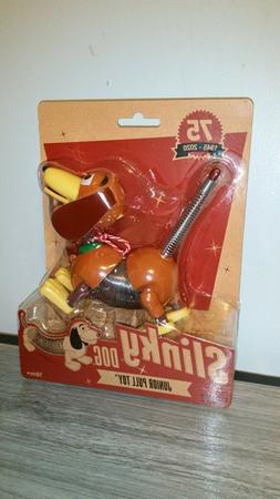 SLINKY DOG Junior Pull Toy 75 Year Anniversary TOY STORY Pix