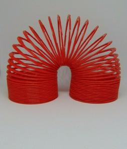 Slinky Toy Long Fun Kids Toy New Red  3D Printed