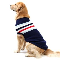 Soft Warm Knitted Sweater Pet Puppy Clothes Jumper Clothing