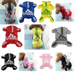 Super Cute Warm Fleece Adidog Hoodie Sweater jumpsuit Clothe