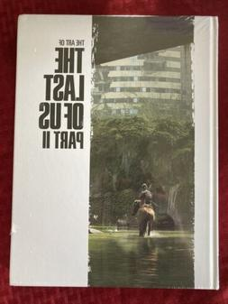 The Art of the Last of Us by Naughty Dog Studios BRAND NEW F