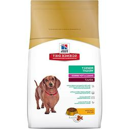 Hill'S Science Diet Adult Perfect Weight Dog Food, Small & T