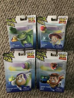 Toy Story Zing Ems Action Figures 2 pack Rex & Slinky Dog Lo