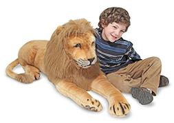 Melissa & Doug Toys - Plush Lion