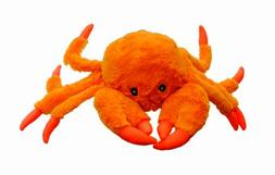 Jolly Pets Tug-a-Mal Crab Large