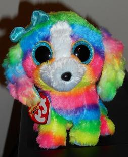 Ty Beanie Boo Lola the Dog Claire's Exclusive