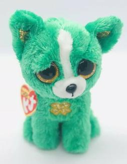 ty beanie boos emerald the st patrick