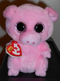 Ty Beanie Boos ~ POSEY the 6 Inch Pig  MWMT
