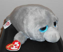 Ty Beanie Boos - MILO the 6 Inch Manatee - 2017 NEW Possible