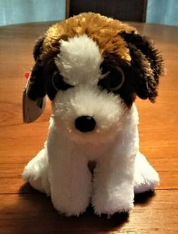 TY YODEL ST. BERNARD DOG BEANIE BABIES PLUSH WITH TAGS