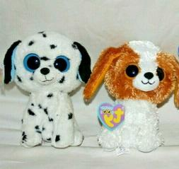 u choose beanie boos 6 purple tag